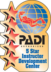 PADI 5 Star IDC Instructor Development Center UMEX